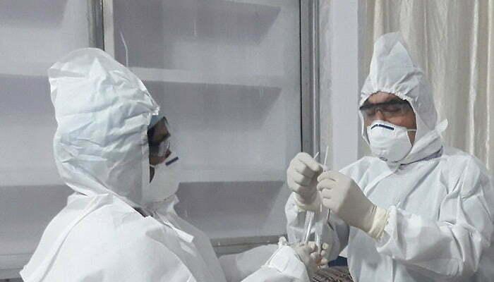 Photo of MP कोरोना अपडेट: 34 हुई कोरोना संक्रमित मरीजों की संख्या, जानिए कहां कितने मरीज