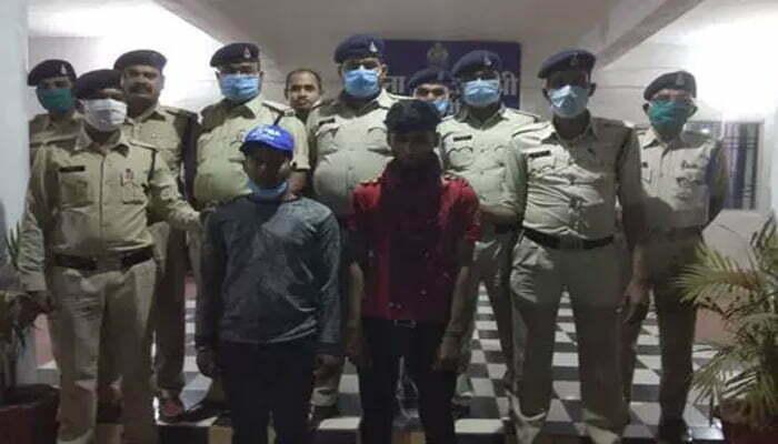 Photo of कोरोना की झूठी अफवाह फैलाई सोशल मीडिया में, कवर्धा में 2 गिरफ्तार
