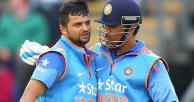 International cricket Suresh Raina