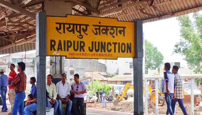 in Raipur Railway Division
