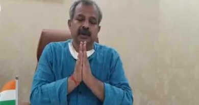 Delhi BJP President Adesh Gupta became Corona positive