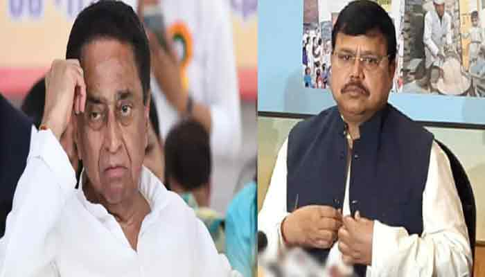 Gwalior: Kamal Nath will be in jail if he opens his account for 15 months