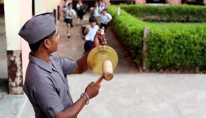 Jagdalpur Peons education departmentsalary Corona period