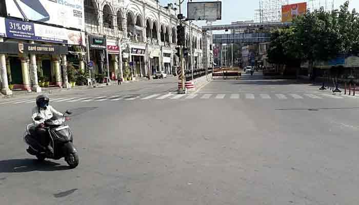 Photo of एमपी के सागर जिले में व्यापारियों ने स्वेच्छा से किया 'लॉकडाउन'
