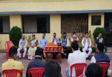 Photo of भाजपा की चुनावी तैयारियां जोरों से जारी, कार्यकर्ताओं को प्रशिक्षण दिया जा रहा