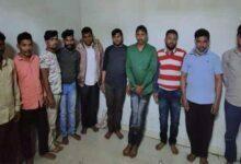 Photo of खमतराई पुलिस ने 13 जुआरियों को दबोचा, करीब एक लाख कैश बरामद