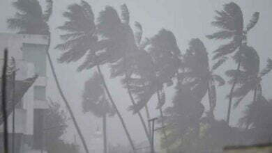 Photo of निवार तूफान का छत्तीसगढ़ में भी असर, तीन दिन से बस्तर सहित पूरे प्रदेश में छाए बादल