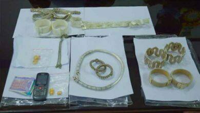Photo of जंगल क्षेत्र में हो रहे चोरी का हुआ खुलासा, आरोपियों से चोरी हुए समान सोने-चांदी के जेवर हुए बरामद