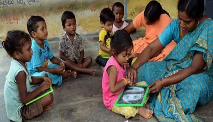 Auspicious news for Anganwadi workers government will put 10 10 thousand rupees in everyones accounts 1