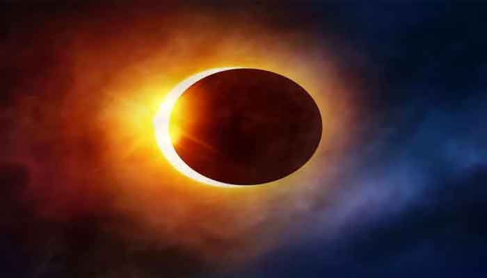 The last eclipse of the year on 14 December astrologers predict the next year to be corona free