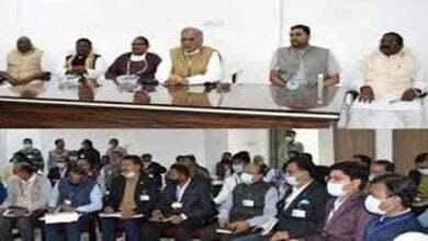 Photo of सांध्यदैनिकों के लिए मुख्यमंत्री भूपेश बघेल ने की अधिकारियों से चर्चा