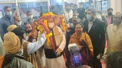 Photo of मुख्यमंत्री बघेल से विभिन्न समाज के प्रतिनिधियों ने की मुलाकात