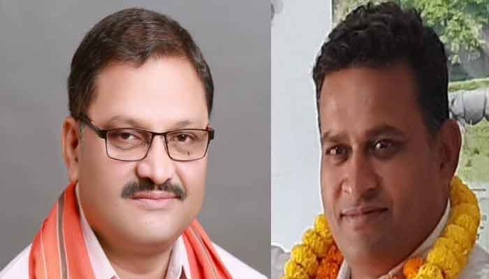 naxalite-speaking-mp-santosh-pandey-should-die-for-cow-farmers-neelu-chandravanshi