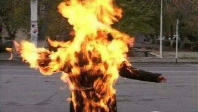Photo of शराब पार्टी के बाद मारपीट कर युवक को जिंदा जलाया