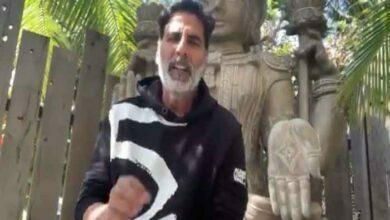 Photo of अयोध्या में राम काज के लिए अक्षय कुमार ने चंदा देकर कहा- अब बारी हमारी है, सोशल मीडिया के जरिए देशवासियों से भी की अपील