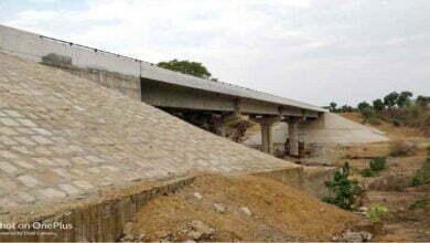 Photo of वनांचल क्षेत्र के कटई नाला पर बना पुल, ग्रामीणों को आने-जाने की मिली सुविधा