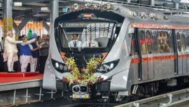 Photo of आज PM मोदी करेंगे सूरत मेट्रो का शिलान्यास, यह 3 कोच के साथ दौड़ेगी