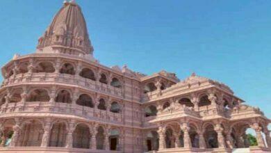 Photo of अयोध्या में राम मंदिर के लिए ट्रस्ट को अब तक 100 करोड़ का दान मिला , जानिये कब तक तैयार होगा