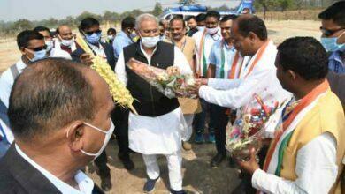 Photo of CM बघेल आज सुकमा जिले के दौरे पर