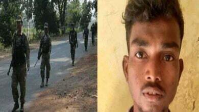 Photo of बीजापुर में हथियार के साथ एक नक्सली गिरफ्तार, नेशनल हाईवे-63 से जवानों ने पकड़ा