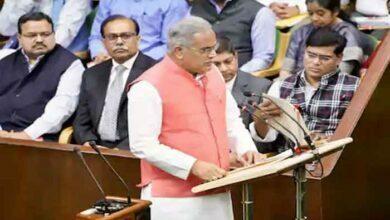Photo of छत्तीसगढ़ के CM भूपेश बघेल 1 मार्च को विधानसभा में पेश करेंगे बजट