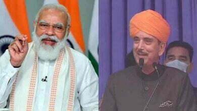 Photo of एक बार फिर Ghulam Nabi Azad ने मोदी की तारीफ, कहा- वे खुद को गर्व से कहते है 'चायवाला'