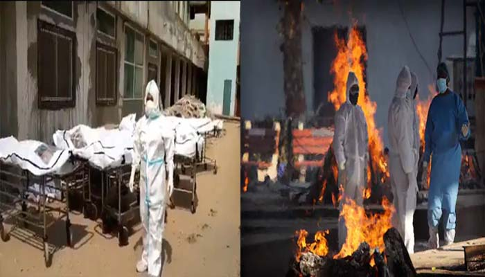 170 infected people died in one day in Chhattisgarh