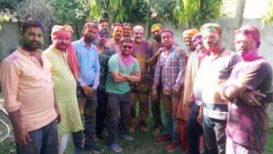Photo of गंजबासौदा में हर्ष और उल्लास के साथ मना रंग पंचमी का त्यौहार, जमकर उड़ा रंग और गुलाल