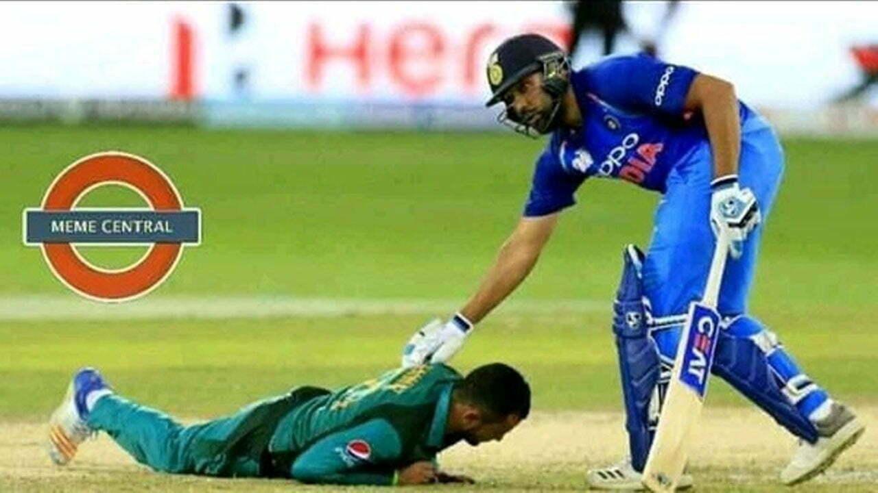 INDIA FAVOURS PAKISTAN