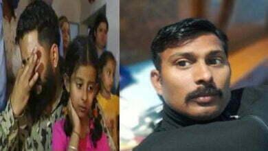Photo of छत्तीसगढ़ हमले में लापता जवान की बेटी ने रोते हुए कहा- नक्सल अंकल प्लीज मेरे पापा को छोड़ दो