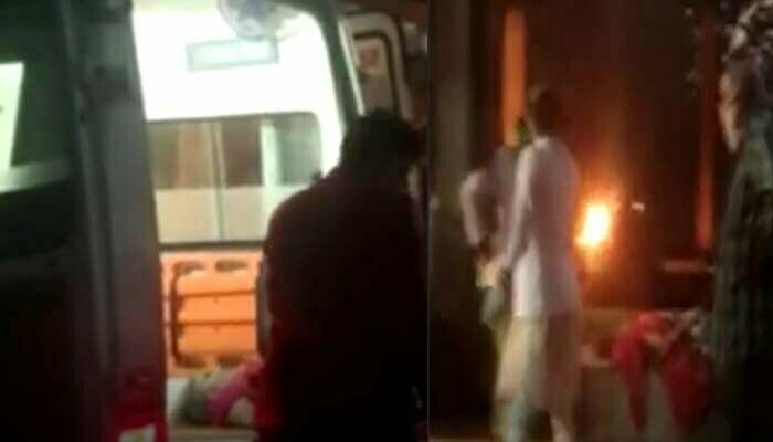 Negligence of doctors in Raipur, told unconscious woman dead, lied on pyre