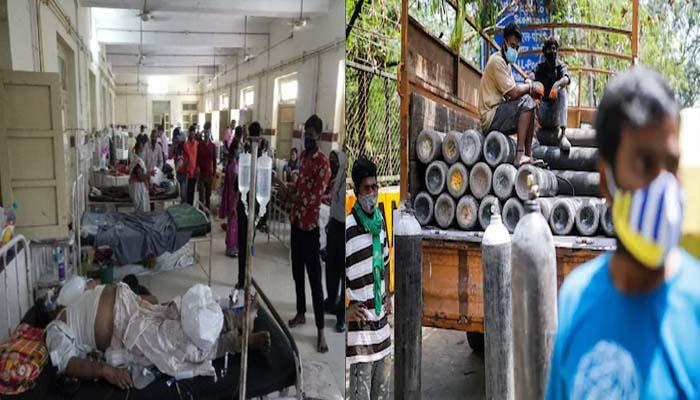 Oxygen deficiency deaths again in MP Gwalior, around 10 people died