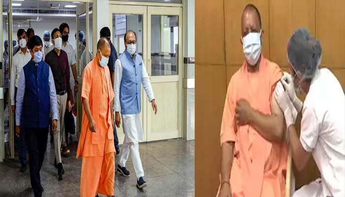 Yogi Adityanath also became corona infected