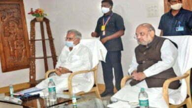 Photo of नक्सली हमले पर केंद्रीय गृहमंत्री शाह ने कहा- घुसकर मारेंगे, सीएम भूपेश बोल- अब आर या पार