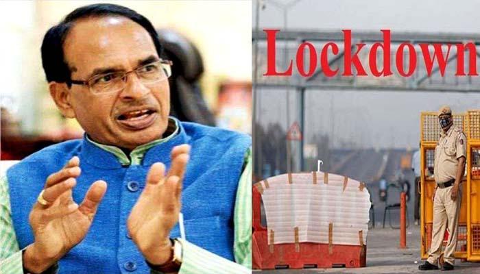 lockdown in Madhya Pradesh